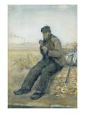 The Tramp Giclee Print by Jean Francois Raffaelli