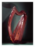 Harp Gicléedruk van  Celtic