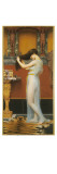 The Toilet, 1900 Impresso gicle por John William Godward