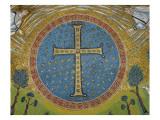 Crux Gemmata Giclee Print by  Byzantine School