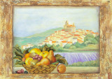 Fruit and Vista III Prints by Patrizia Moro