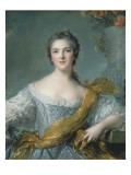 Victoire De France Giclee Print by Jean-Marc Nattier
