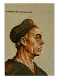 Jakob Fugger Giclee Print by Hans Burgkmair