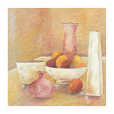 Still Life Setting I Prints by M. Holbein
