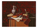 Vanitas Still Life Giclee Print by Anonymous