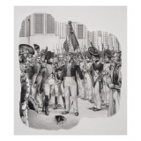 Napoleon Giclee Print by Pat Nicolle
