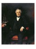 Isaac Pereire Giclee Print by Leon Joseph Florentin Bonnat