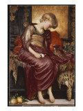 Kittens Giclee Print by Frederick Leighton