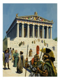 Parthenon Giclee Print by Green