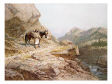 The Look Out Giclee Print by Henry Raschen