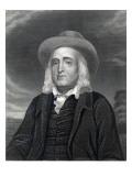 Jeremy Bentham Giclee Print by  English School