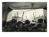 The Bunker Giclee Print by Graham Coton