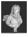 Bust of Louis Xv Giclee Print by Antoine Coysevox