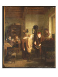 Idle Boys, 1815 Giclee Print by William Mulready