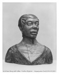 Bust of a Negress Giclee Print by Luca Della Robbia
