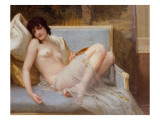 Indolence Giclee Print by Guillaume Seignac