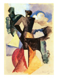 The Matador Giclee Print by Roger de La Fresnaye