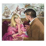 Mary Kingsley Giclee Print by Ralph Bruce