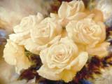 Champagne Roses Prints by Igor Levashov