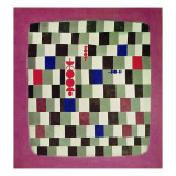 Super Chess, 1937 Gicl&#233;e-Druck von Paul Klee