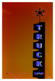 Truck Posters by Pascal Normand