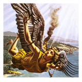 Icarus Giclee Print by  Payne