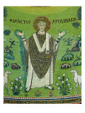 St. Apollinare Giclee Print by  Byzantine School