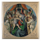 Madonna and Child Giclee Print by Sandro Botticelli