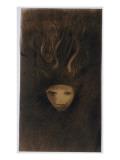 Medusa Giclee Print by Odilon Redon