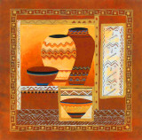 Ethnis Pottery Art by Walter Kano