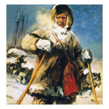 Fridtjof Nansen Giclee Print by  English School