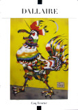 Coq Licorne Prints by Jean Dallaire