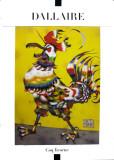 Coq Licorne Poster by Jean Dallaire