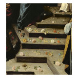 Strewing Flowers Giclee Print by Francisco de Zurbaran