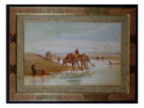 By the Nile Giclee Print by Frederick Goodall