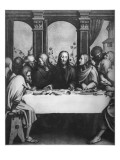 The Last Supper Giclee Print by Hans Holbein the Younger