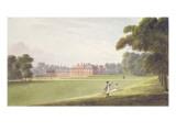 Kensington Palace Giclee Print by John Buckler