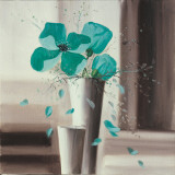Still Life in Teal I Posters by  Andretti