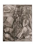 Melancholia, 1513 Giclee Print by Albrecht Dürer