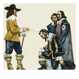 Charles I Giclee Print by  Mcbride