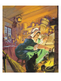Witch's Brew Giclee Print by  Mcbride