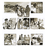 Smuggling Giclee Print by  Mcbride