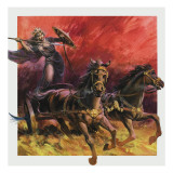 Queen Boadicea Giclee Print by Andrew Howat