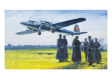 Dornier Do17 Giclee Print by Graham Coton