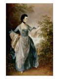 Anne Spencer Giclee Print by Thomas Gainsborough