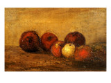 Apples Giclee Print by Gustave Courbet