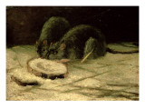 Two Rats, C.1884 Giclee Print by Vincent van Gogh
