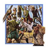 Sir Francis Drake Giclee Print by  Payne