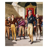 William Iv Giclee Print by C.l. Doughty
