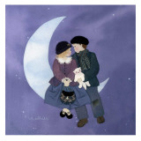 Honey Moon Prints by Diane Ethier